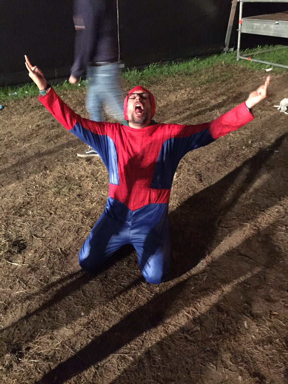 Bardulias - Mi vida privada con Spiderman