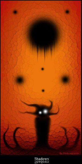 Poesía en Bardulias: Sombras moribundas